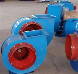 4-725.5KW礦用管道式離心除塵風機防爆耐高溫