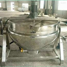 电加热导热油蒸煮锅