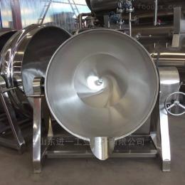 500升蒸汽卤煮夹层锅