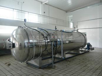 JY1230卧式蒸汽杀菌锅