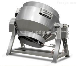 600L燃氣夾層鍋