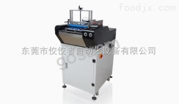 GSJ-RT-42300半自动热熔胶贴标机_玻璃_塑料瓶贴标机_佼佼者自动化