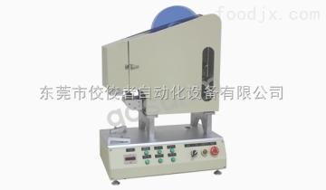 GSJ-T-30313高精度半自动平面贴标机_不干胶贴标机设备厂家_【佼佼者自动化】