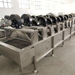 JX-7000*1000酱卤包装袋风干机 榨菜袋装风干设备