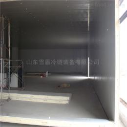 可定制冷库设计安装 聚氨酯冷库板冷库门安装