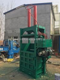 高原立式服装液压打包机使用效率