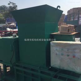 卧式玉米秸秆青储打包机,卧式稻壳稻草压块机,立式粉碎机