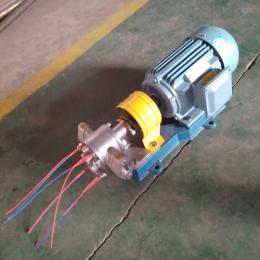 KCB55電加熱不銹鋼齒輪泵