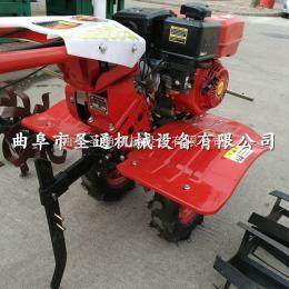 ST-W170大棚專用旋耕起壟機 苗圃果園微耕除草機