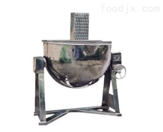 可傾式攪拌鍋