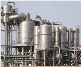 四效強制循環蒸發器