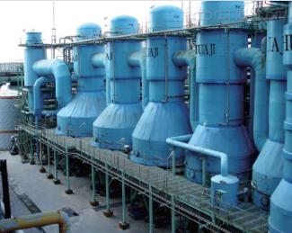 六效降膜蒸发器