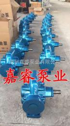 KCB55嘉睿泵业2017新品KCB-55齿轮油泵 甘肃铸铁材质齿轮泵