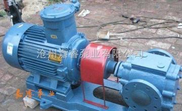 RCB5—0.8嘉睿生產RCB5—0.8系列瀝青保溫泵 電動臥式增壓泵