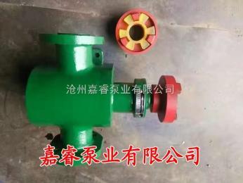 2CG7.5/0.6发往郑州2CG系列高温泵 高粘度泵 铸铁齿轮泵