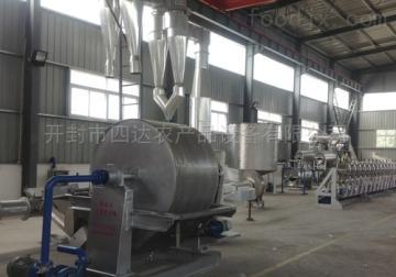 四達日產150噸馬鈴薯淀粉成套加工設備報價