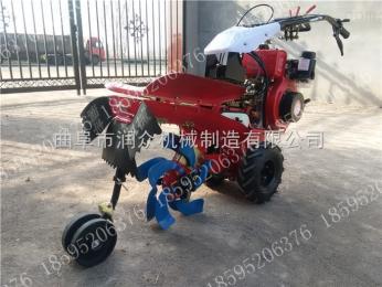 RZ-TY-180便携式田园管理机 大葱种植封沟机
