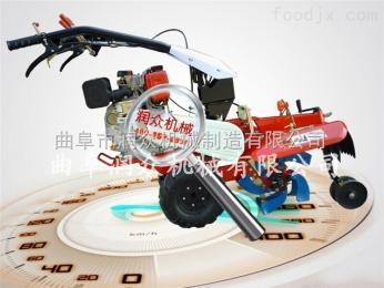 RZ-TY-180草莓开沟覆土机 柴油田园管理机