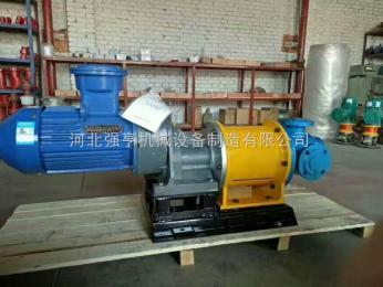 齊全杭州強亨無泄漏不銹鋼高粘度泵輸送液體平穩