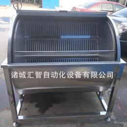 HZ-JT1150匯智家禽翻轉燙池雞燙毛機