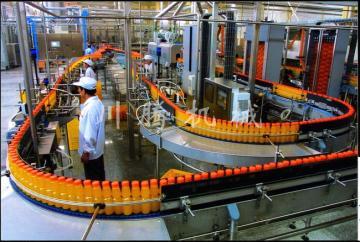 原果果汁饮料灌装生产线