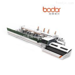 t6a邦德激光管材全自动上料激光切割机