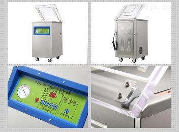 ZH-ZKJ全自动塑料颗粒真空包装机