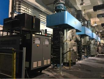 芳綸纖維制品模溫機