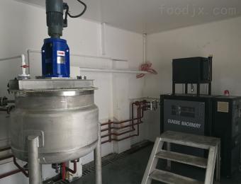 反應釜模溫機反應釜導熱油模溫機