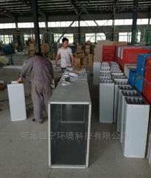 工藝品廠廠房制冷降溫裝置通風換氣辦法