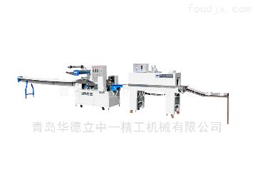 HC590小型餐具包装机-青岛华德立机械有限公司