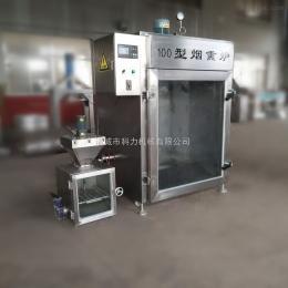 30型自動煙熏爐 科力煙熏爐專業制造
