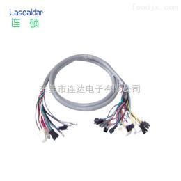 東莞連達電子有限公司智能機器人連接線自動化設備線束端子線束wire harness線材