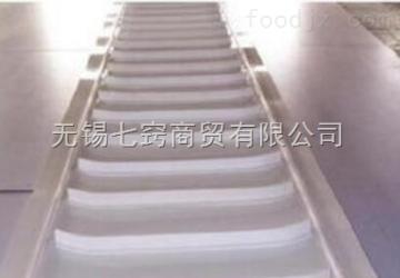 非标白色流水线皮带,pvc输送线传送带,环形生产线输送带