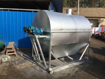 HB-CHJ-50電加熱不銹鋼滾筒炒貨機多功能花生炒料機