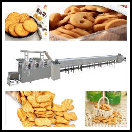 280濟南餅干生產線設備廠家
