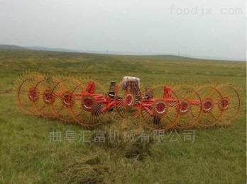 hf-4玉米秸秆搂草机