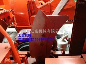 hf-3盘锦 热销大型铡草机 小型秸秆铡草粉碎机 畜牧专用饲料设备