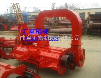 hf-100平定縣zui新式玉米秸稈粉碎機價格青儲玉米收割機