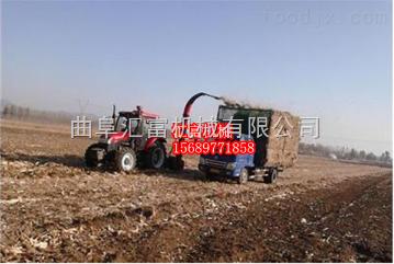 hf-100凌源玉米秸稈粉碎機價格玉米收獲機