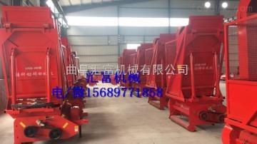 hf-100玉米秸秆黄储回收机厂家直销