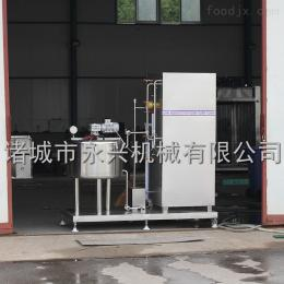 成都150L鲜奶吧巴氏杀菌机,牛奶灭菌设备价格