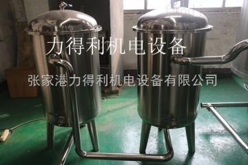 RO-6江苏力得利厂家定制矿泉水超滤水处理设备软化设备