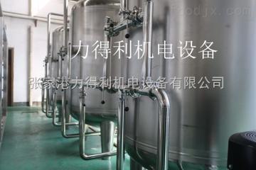 【力得利直销】工厂需要 RO双级反渗透水处理 瓶装净水生产线设备