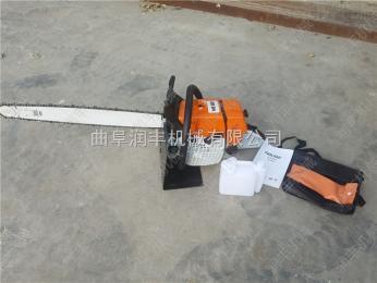 RF-WSJ合金鏈條挖樹機 斯蒂爾發動機起樹機 潤豐挖樹機價格