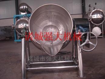 500夹层锅供应厂家 电加热蒸煮锅