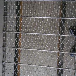 YP鮮辣椒清洗用不銹鋼鏈板式網帶擋板網帶