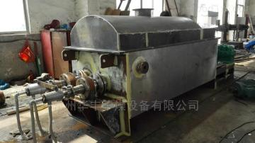 KJG系列生活污水處理污泥脫水烘干機