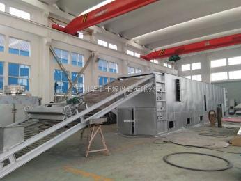 DW系列多層帶式干燥機