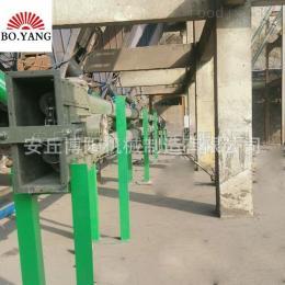 BYGL钾肥管链式输送机、粉料管链输送设备